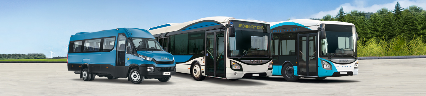 Iveco Bus - Tractions alternatives